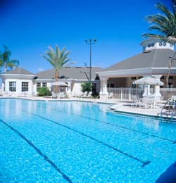Windsor Palm Orlando Florida Vacation Community