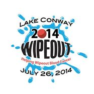 lake conway wipeout
