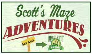 scotts maze adventures