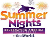 SeaWorld Orlando Summer Nights