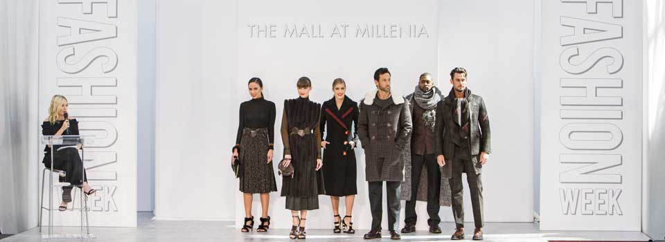 Fashion Week at the Mall at Millenia 2016