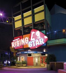 raising star